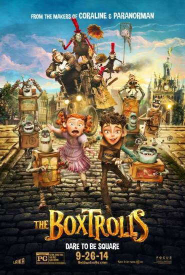The Boxtrolls (2014) 1080p BRRip x264-YIFY