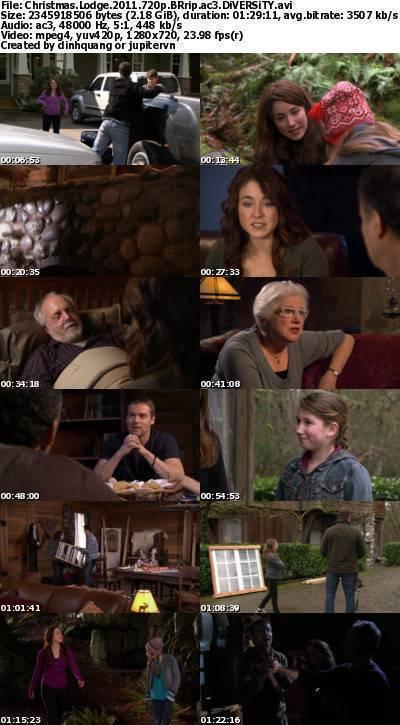 Christmas Lodge (2011) 720p BRRip AC3-DiVERSiTY