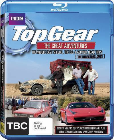 Top Gear: Middle East Special (2011) 720p BRRip x264 AAC-DiVERSiTY
