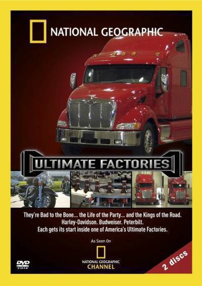National Geographic - Megafactories S01E03 Peterbilt Trucks (2007) HDTV XviD-OTV