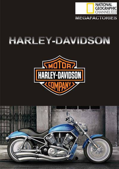 National Geographic - Megafactories S01E05 Harley Davidson (2007) 720p HDTV x264-DHD