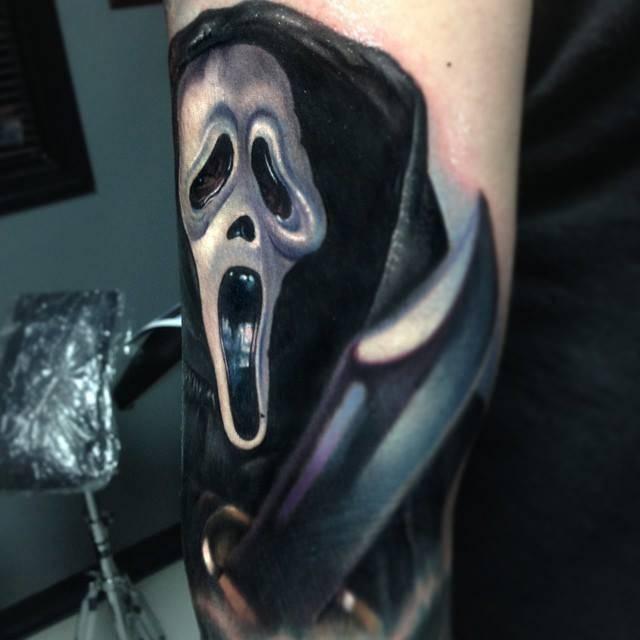 Świetne tatuaże #6 54