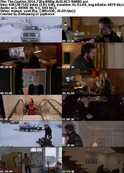 The Captive (2014) 720p BRRip XviD AC3-RARBG