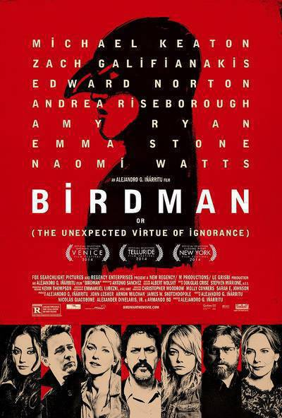 Birdman (2014) DVDSCR XviD AC3-VAiN