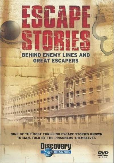 Discovery Channel - Great Escapes and Prison Breaks 07of10 Escape Stories: Great Escapers (2000) DVDRip XviD AC3-MVGroup