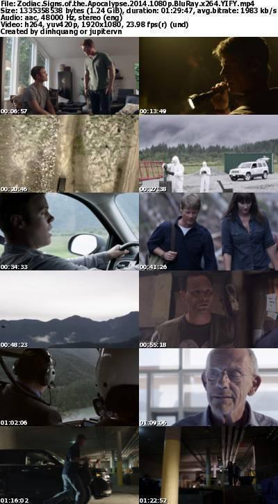 Zodiac Signs of the Apocalypse (2014) 1080p BluRay x264-YIFY
