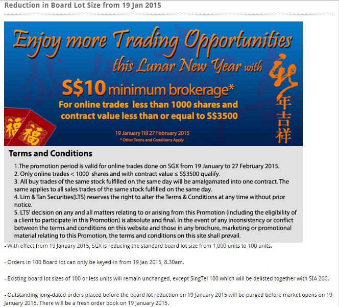 Stock broker in singapore