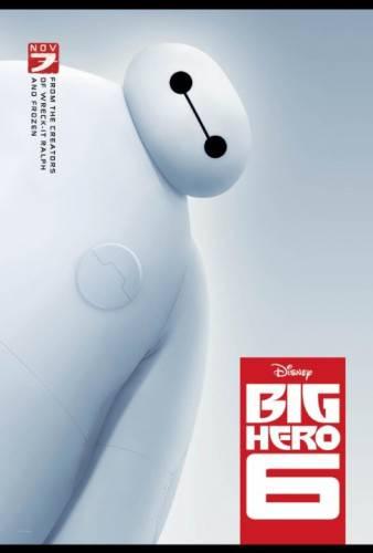 Big Hero 6 (2014) WEBRiP X264 Ac3-CrEwSaDe - (Antonhyip)