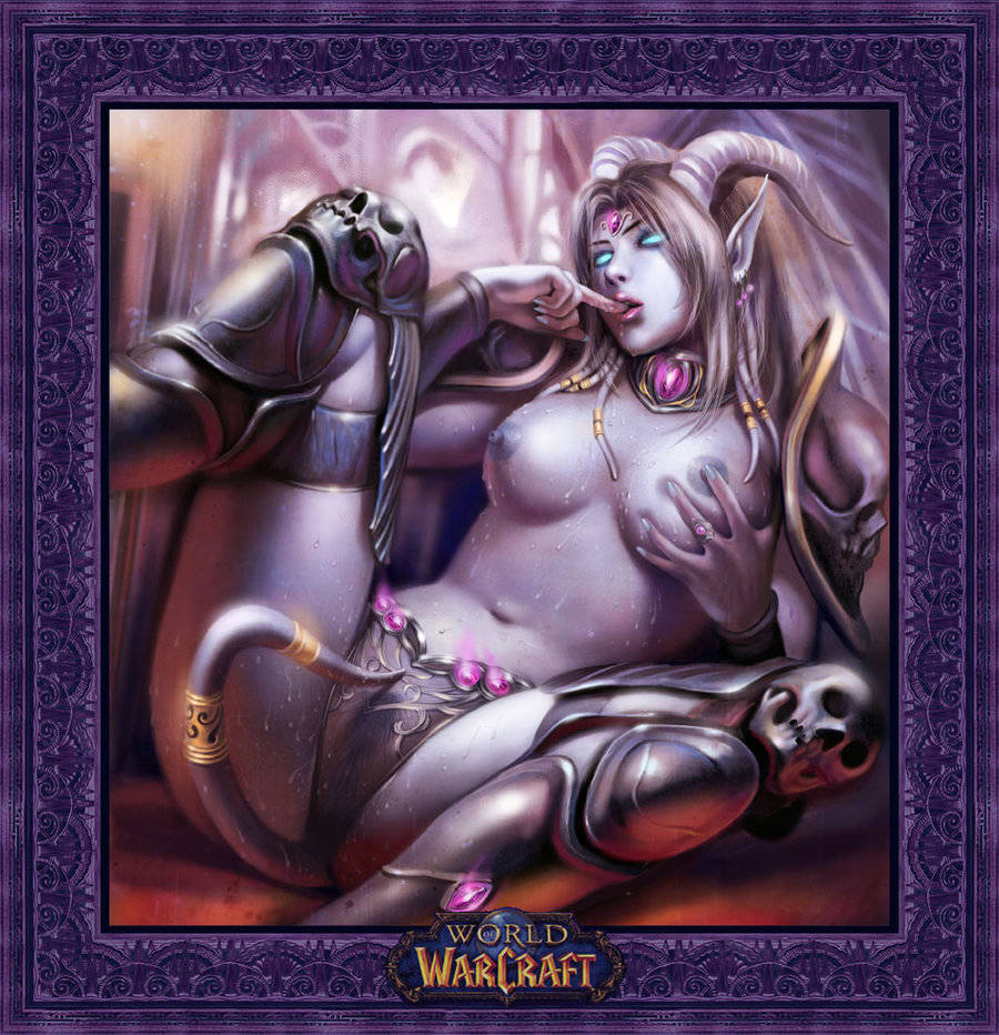 World of porncraft draenei sex sexy photos