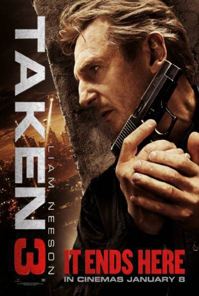 Taken 3 (2014) EXTENDED BRRip XviD MP3-RARBG
