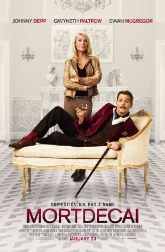 Mortdecai (2015) HDRip XViD AC3-ETRG