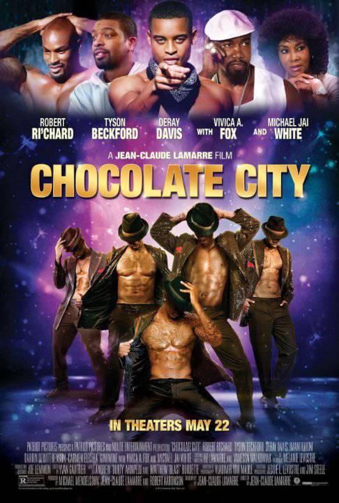 Chocolate City 2015 HDRip x264-iFT