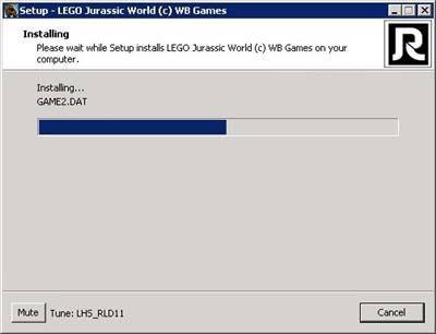 LEGO Jurassic World-RELOADED 12.06.2015