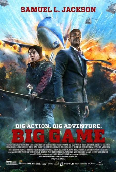 Big Game 2014 WEBRip X264 Ac3 CrEwSaDe