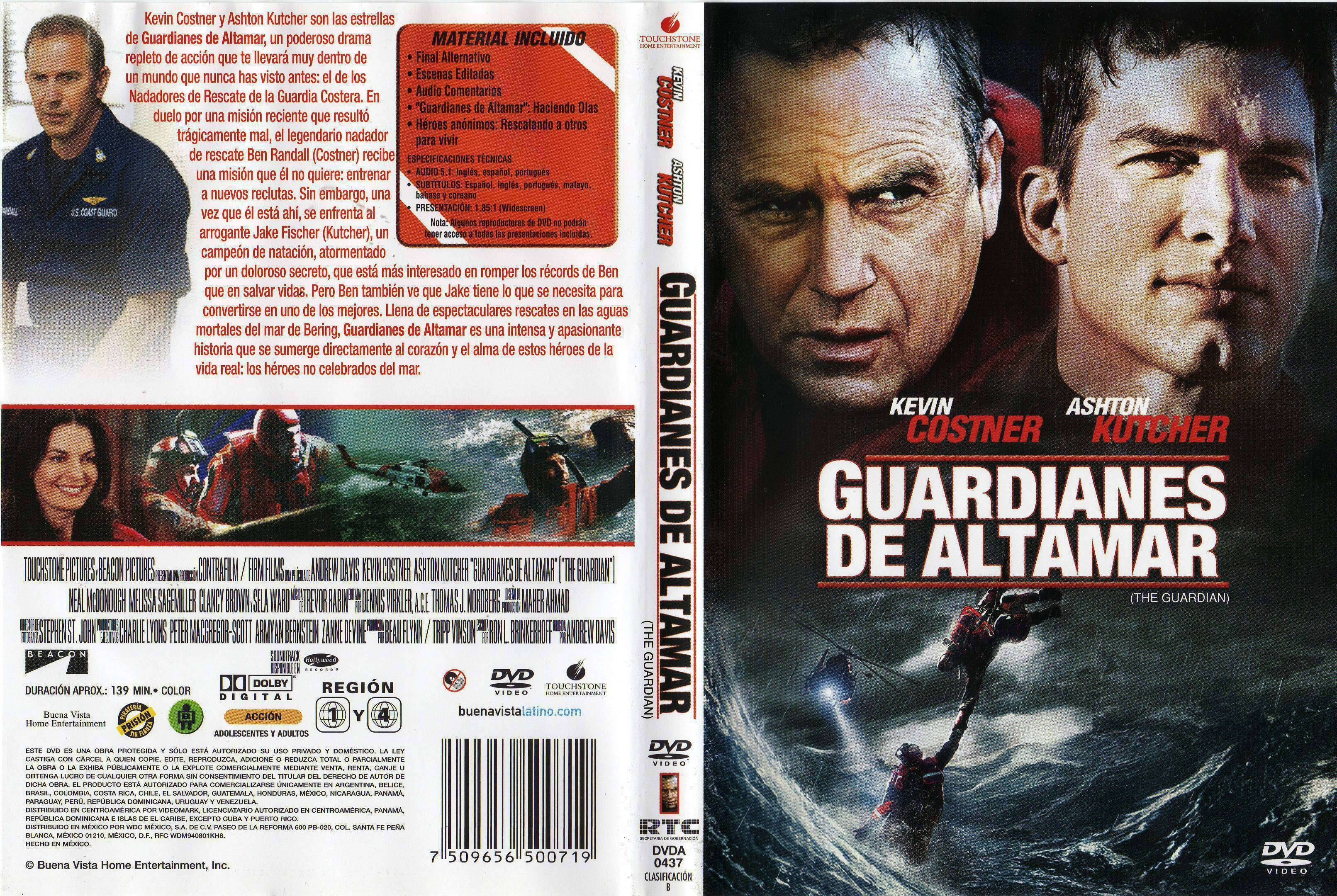 Guardianes de Altamar [MG][2006]