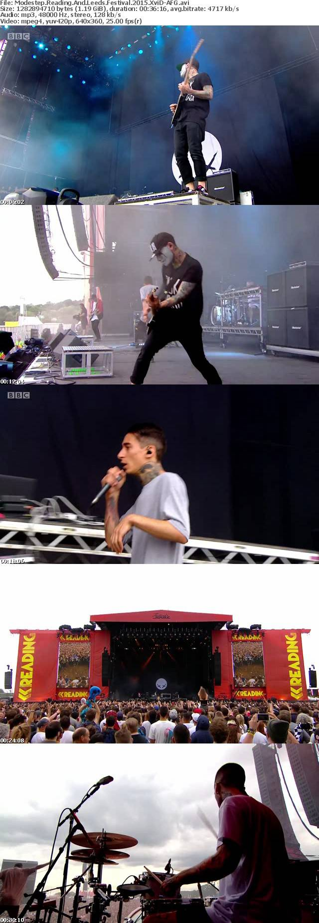 Modestep Reading And Leeds Festival 2015 XviD-AFG