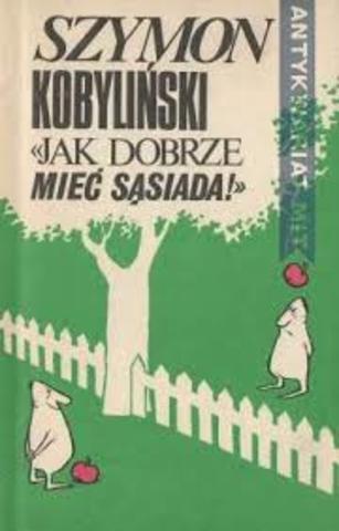 Szymon Kobylinski - Jak dobrze mieć sąsiada!