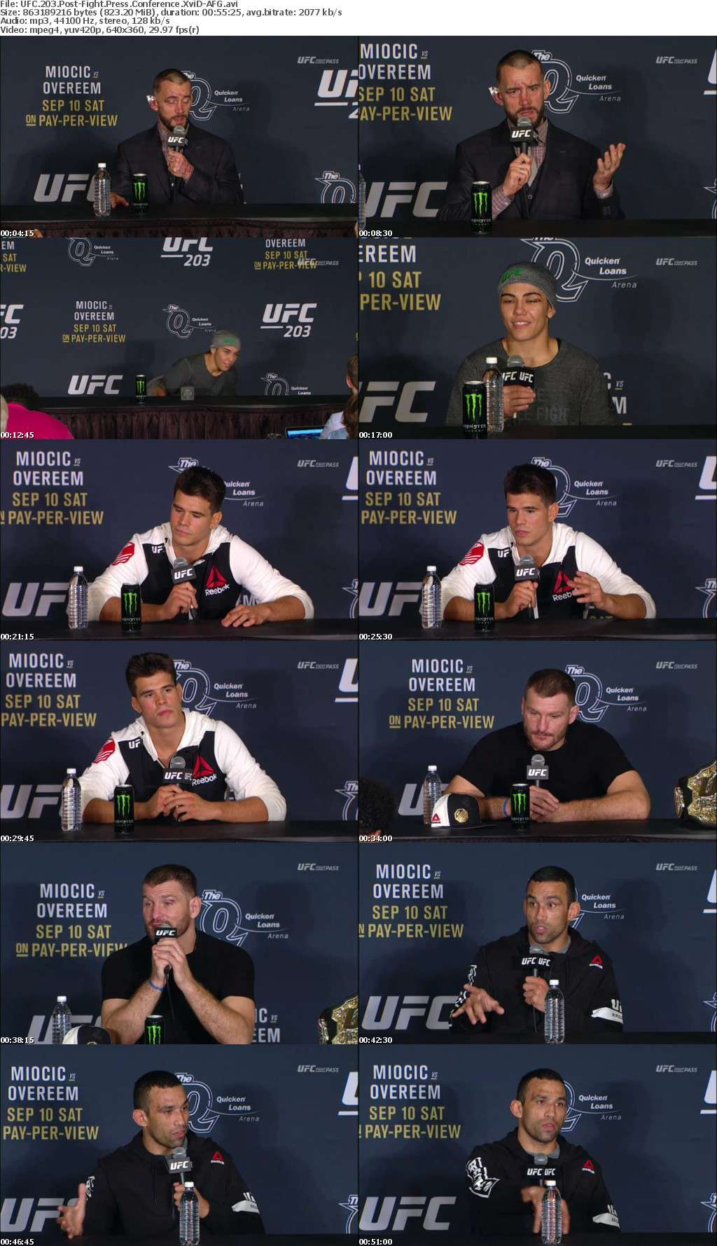 UFC 203 Post-Fight Press Conference XviD-AFG