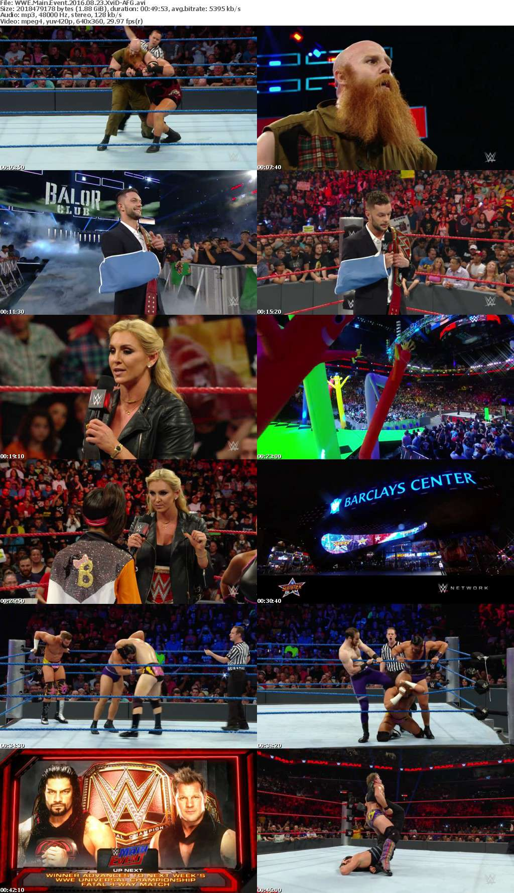 WWE Main Event 2016 08 23 XviD-AFG