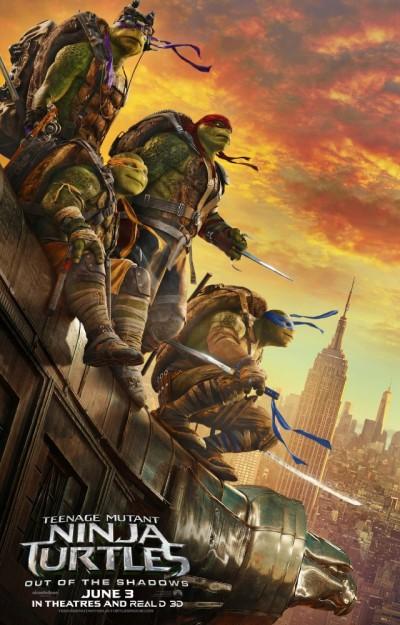 Teenage Mutant Ninja Turtles Out of the Shadows 2016 1080p BluRay TrueHD 7 1 Atmos x264-EPiC