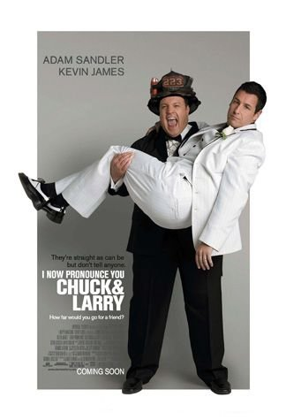 I Now Pronounce You Chuck And Larry 2007 MULTi 1080p BluRay x264-DuSS