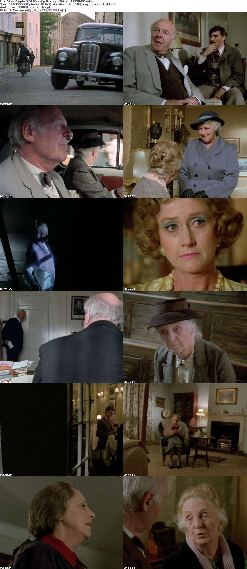 Miss Marple S02 720p BluRay x264