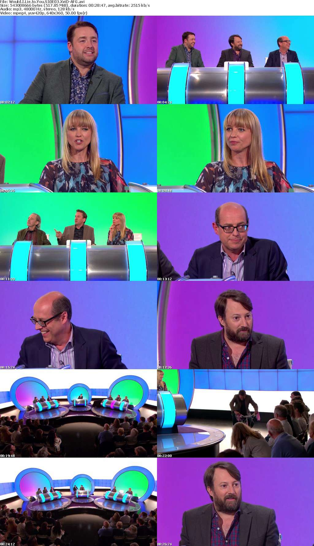 Would I Lie to You S10E03 XviD-AFG