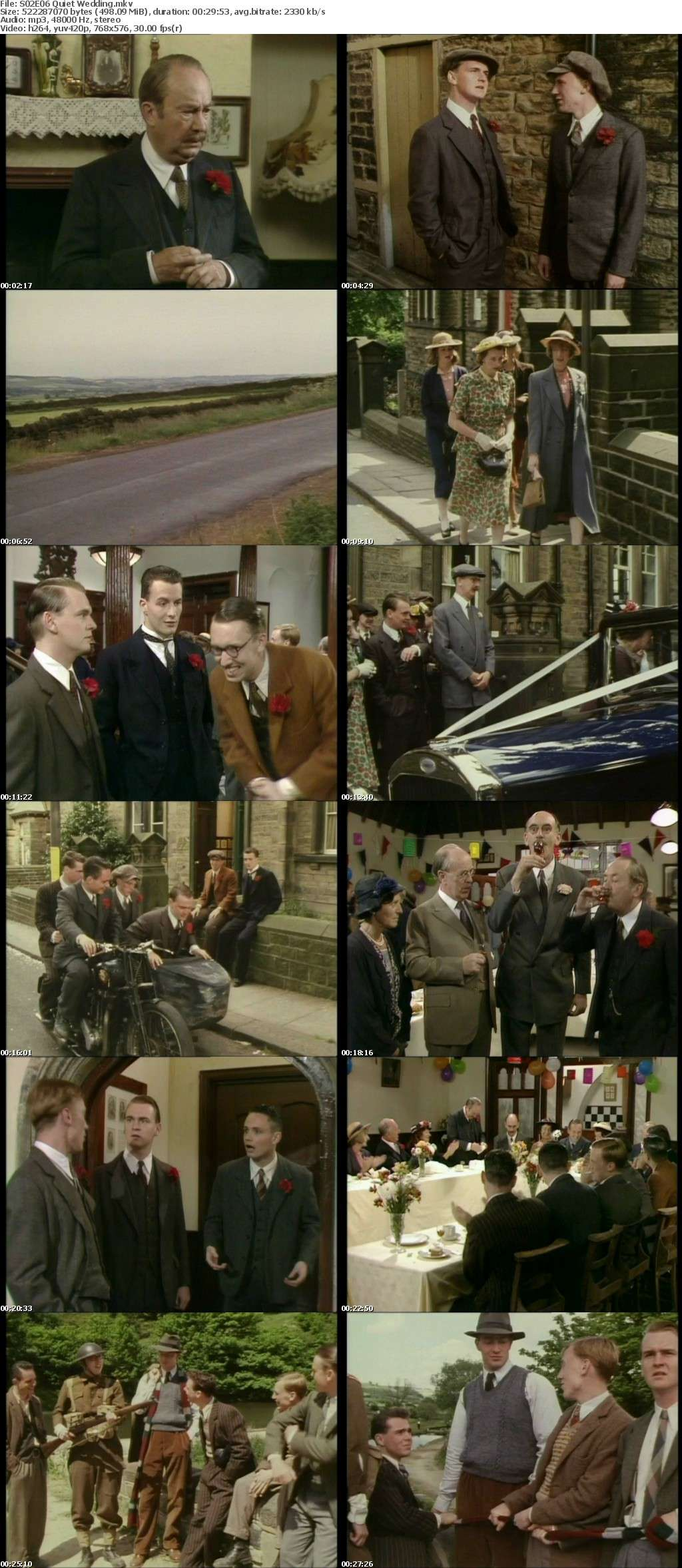 first of the summer wine season 2