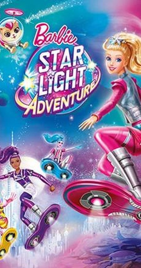 Barbie Star Light Adventure 2016 1080p BRRip x264 AAC ETRG