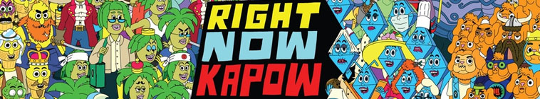 Right Now Kapow S01E03E04 Bash Master-Alls Well that Ends in a Well 720p DSNY WEBRip AAC2 0 x264-TVSmash