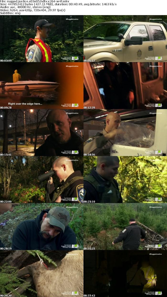 Rugged Justice S03E05 HDTV x264-W4F
