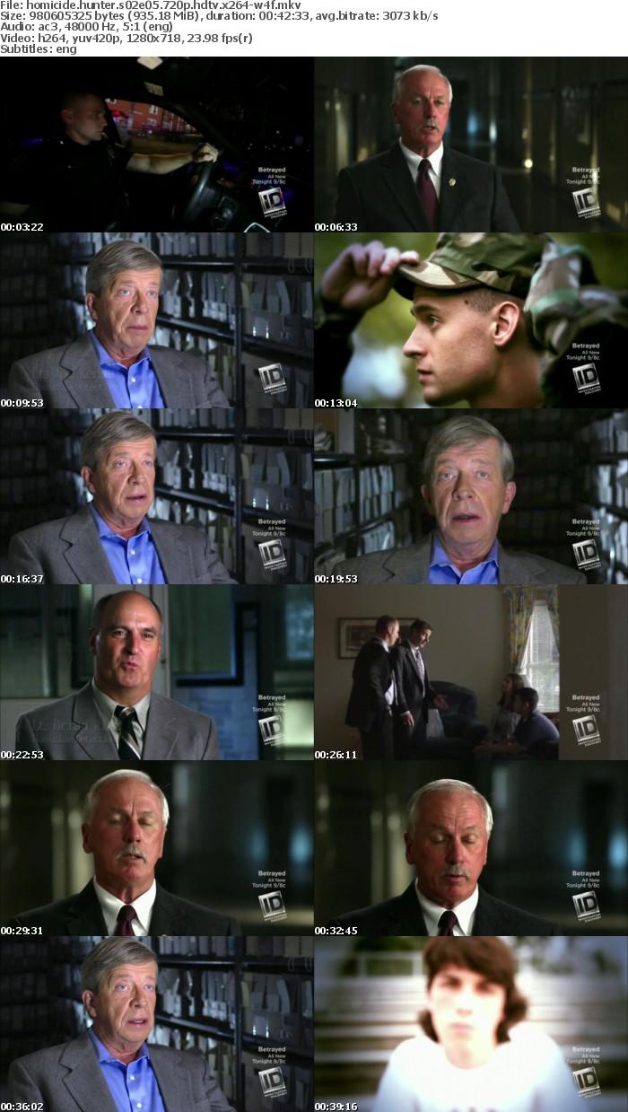 Homicide Hunter S02E05 720p HDTV x264-W4F