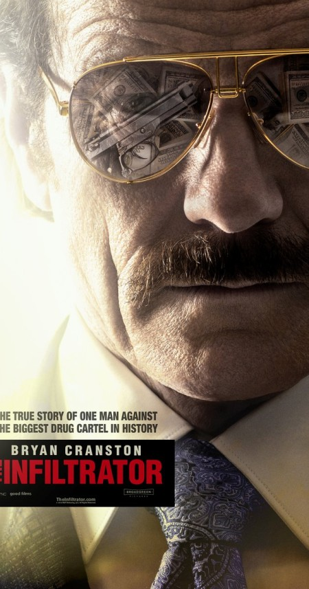 The Infiltrator 2016 DVDRip XviD AC3-EVO