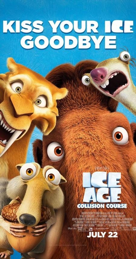 Ice Age Collision Course 2016 720p WEB-DL H264 AC3-EVO