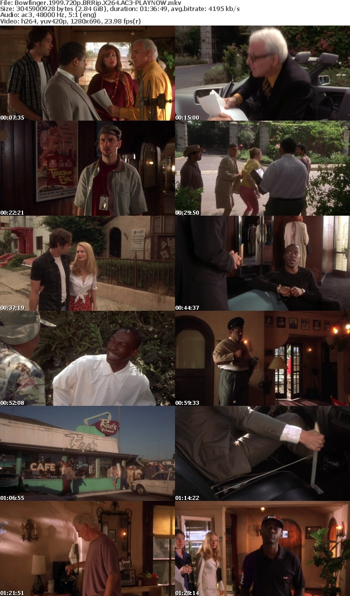 Bowfinger 1999 720p BRRip X264 AC3 PLAYNOW