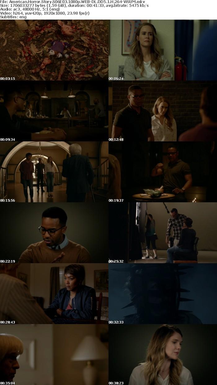 American Horror Story S06E03 1080p WEB-DL DD5 1 H 264-ViSUM