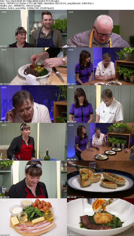 Yes Chef S01E19 720p WEB H264-YC119