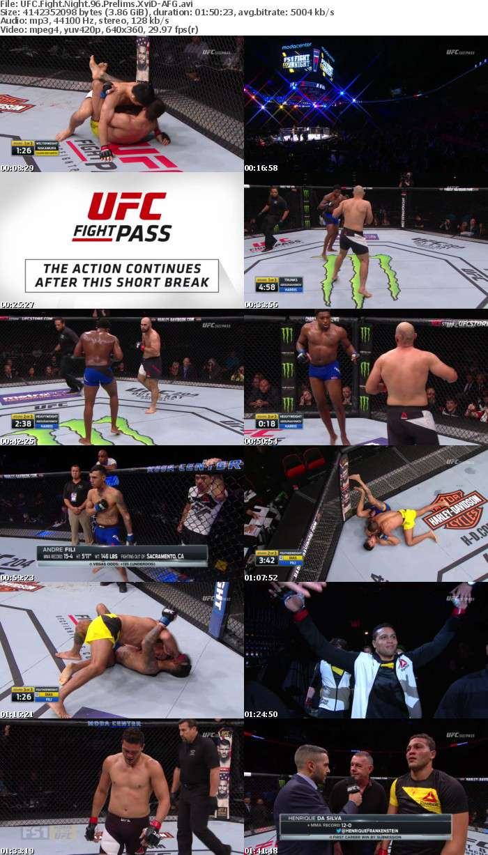 UFC Fight Night 96 Prelims XviD-AFG
