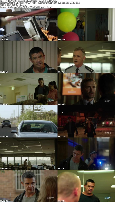 Hyde And Seek S01E01 720p HDTV x264-CBFM