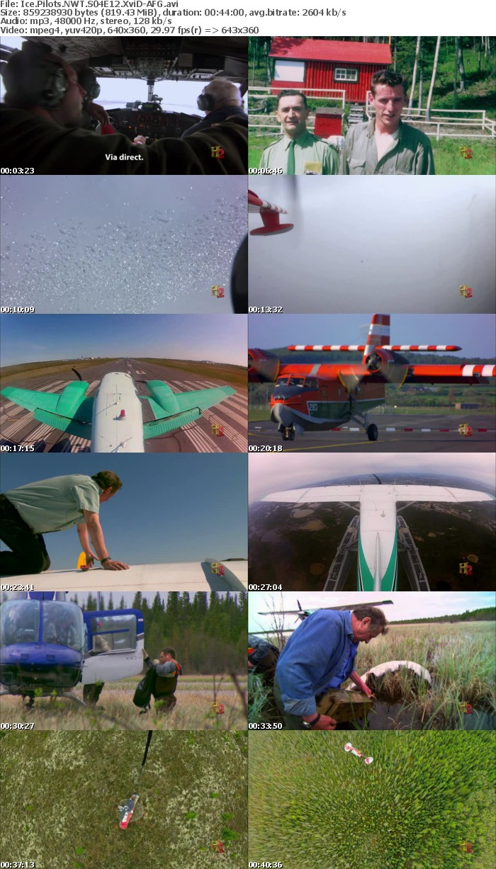 Ice Pilots NWT S04E12 XviD-AFG