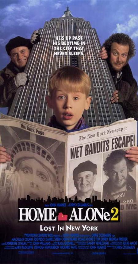 Home Alone 2 Lost In New York 1992 1080p BluRay x265