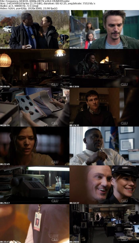 Frequency S01E01 1080p HDTV x264-CRAVERS