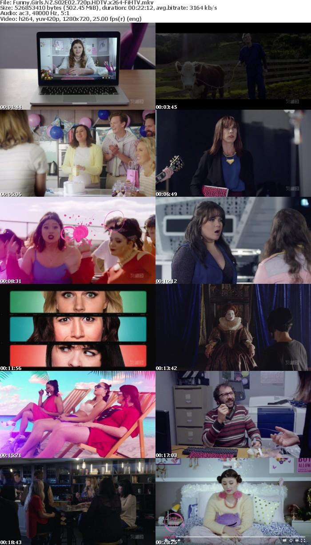 Funny Girls NZ S02E02 720p HDTV x264-FiHTV