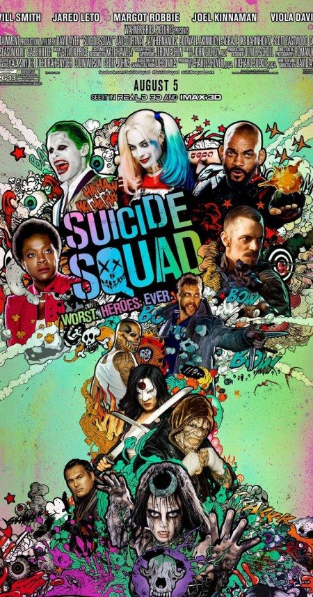 Suicide Squad 2016 HC HDRip XViD AC3 ETRG