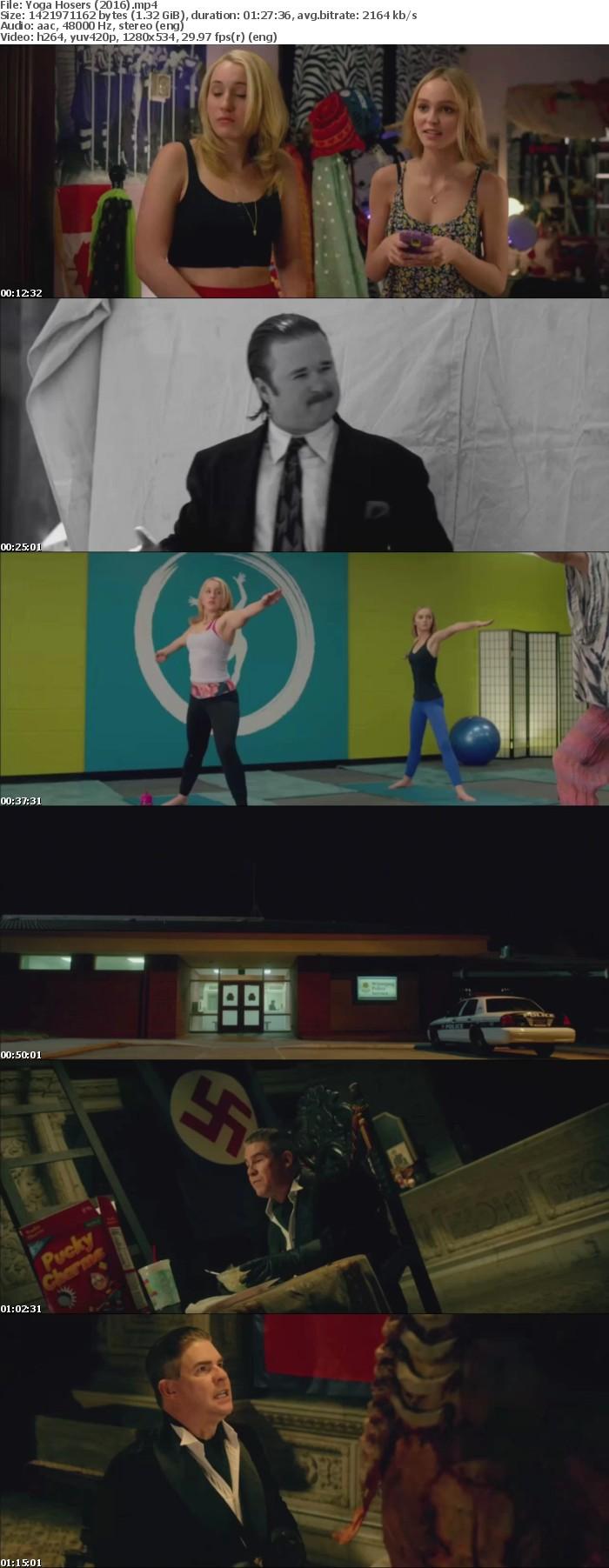 Yoga Hosers (2016) Movie Web-DL H264 AAC (PLEX)