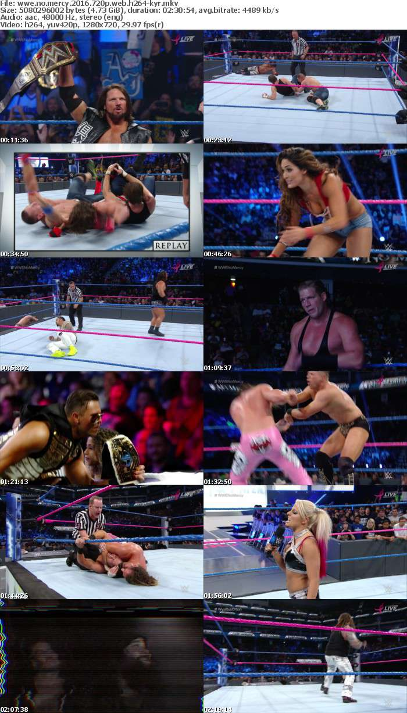WWE No Mercy 2016 720p WEB h264-KYR