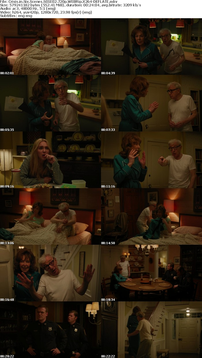 Crisis in Six Scenes S01E02 720p WEBRip X264-DEFLATE