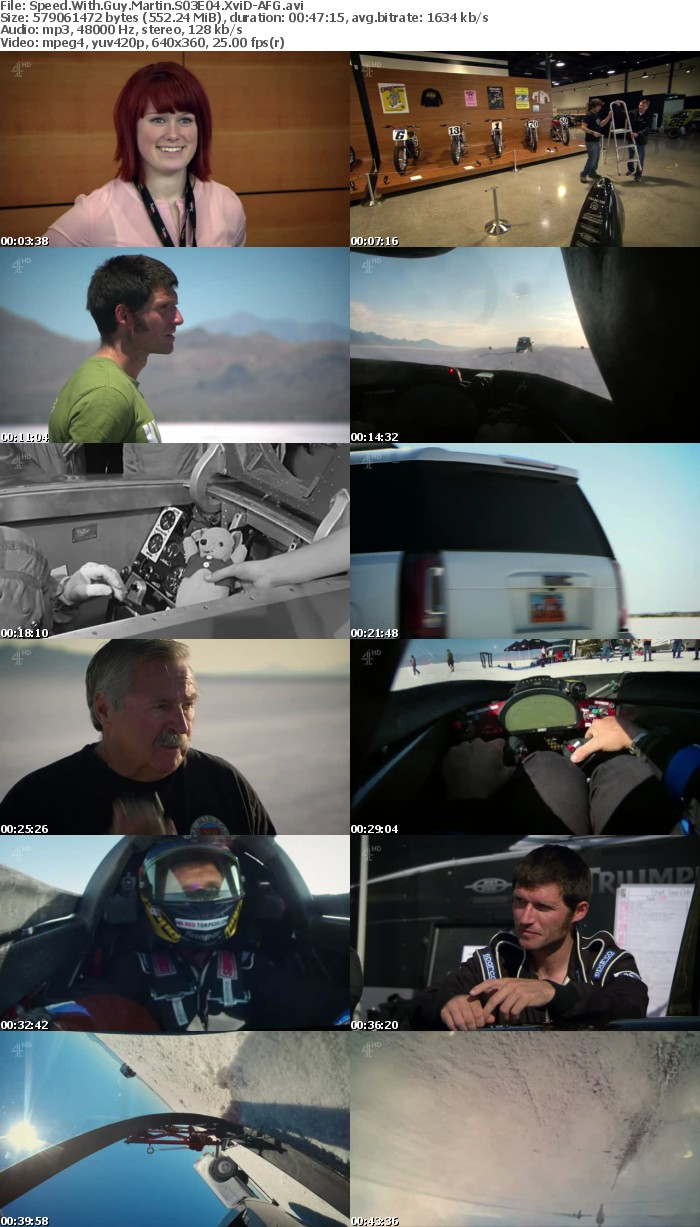 Speed With Guy Martin S03E04 XviD-AFG