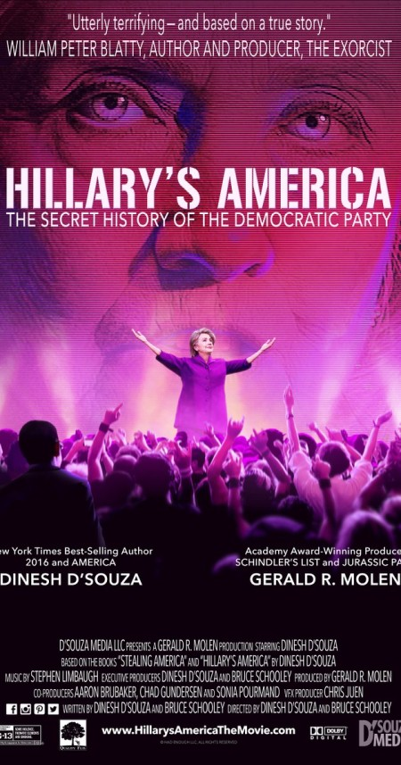 Hillary's America The Secret History of the Democratic Party (2016) [DVD/720p] BOOTY