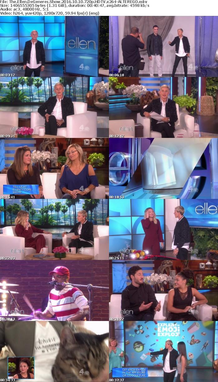 The Ellen DeGeneres Show 2016 10 10 720p HDTV x264-ALTEREGO